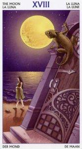 старший аркан луна